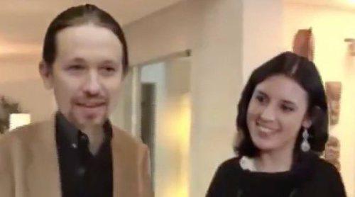 'Late Motiv' parodia '¿Quién vive ahí?' para mostrar el chalé de Pablo Iglesias e Irene Montero