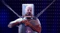 Un ilusionista, a punto de morir ahogado en 'Britain's Got Talent'