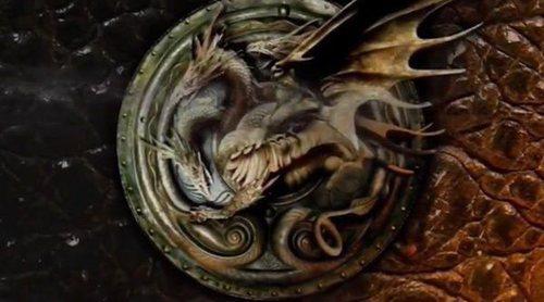 """Teaser de """"Fuego y sangre"""", el libro de George R.R. Martin que cuenta la historia de los Targaryen"""