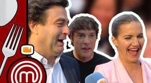 ¡Sí, MasterChef!: ¿Qué opinan Jorge y Miri de los alcaldes de la 6ª edición? + Test de guarradas al jurado