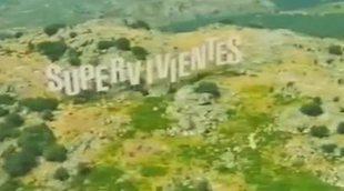 Anuncio de 'Supervivientes: Expedición Robinson' (2000) aprovechando el éxito de 'GH'