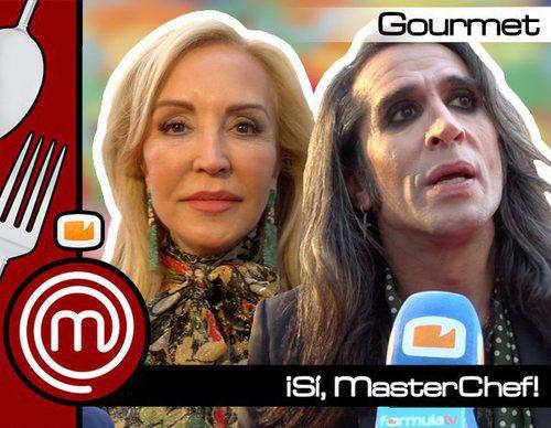 ¡Sí, MasterChef!: ¿Controlan los 'Celebrity 3' términos como marinar o esferificar?