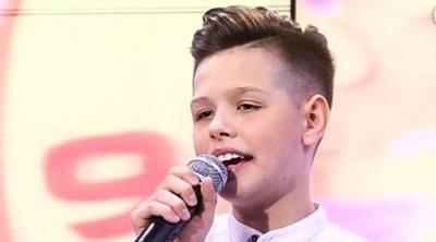"""Eurovisión Junior 2018: Daniel Aleks Yastremskiy representa a Bielorrusia con """"Time"""""""