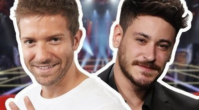 'La Voz Senior': ¿Quiénes serían los coaches ideales para Pablo Alborán, Cepeda, Blas Cantó y Melendi?