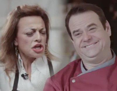 Promo del programa 'El xef a casa', con Jordi Morera y Mila, aspirante en 'MasterChef 3'