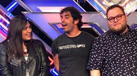 "Los Adultos de 'Factor X': ""Al principio preferíamos a Risto como coach para que no nos dijese nada malo"""