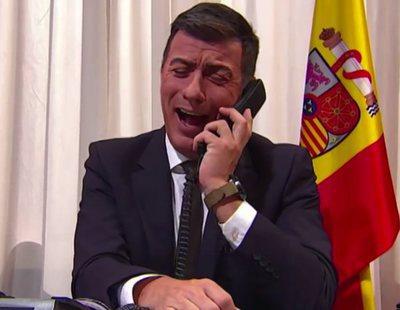 Pedro Sánchez tiene un lapsus de memoria y se olvida que fue elegido como Presidente del Gobierno en 'Polònia'
