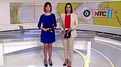Así se ha estrenado À Punt, la cadena pública valenciana que busca convertirse en un referente