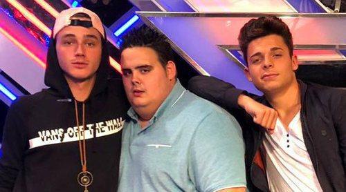 """Los Chicos de 'Factor X': """"No vemos esto como una competición sino como una experiencia"""""""