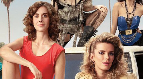 Alison Brie y Betty Gilpin ('GLOW'):