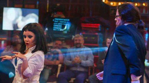 """'Alaska y Segura': Los dos presentadores sorprenden con un baile a lo """"Pulp Fiction"""""""