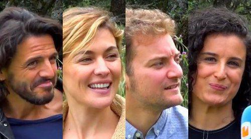 'Vergüenza': Pol López, Marta Nieto, Teresa Cuesta y Jaime Zarataín nos descubren los nuevos personajes