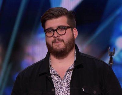 Noah Guthrie ('Glee') participando en 'America's Got Talent 2018'