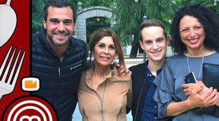 Fabio, Marina, Jorge y Oxana desvelan quiénes son sus favoritos para el duelo final de 'MasterChef'