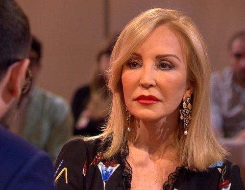 """Carmen Lomana en 'Chester': """"Mi papá me colocó en el Santander pero no entré por enchufe"""""""
