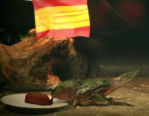 Dart, de 'Stranger Things', pronostica el resultado del España-Portugal del Mundial
