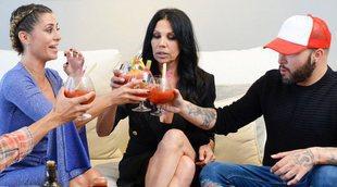 Avance de 'Ven a cenar conmigo: Gourmet Edition 3' con Toñi Salazar, Elena Tablada, Kiko Rivera y JJ. Iglesias