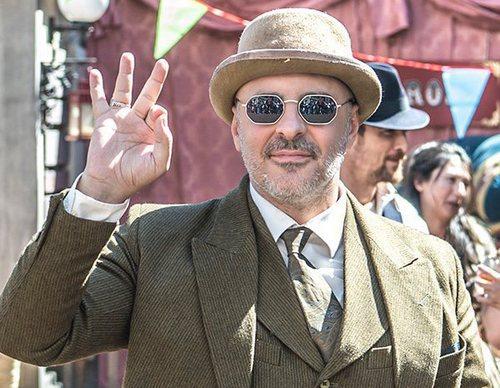 """Roberto Álamo: """"No estaré en la 2ª temporada de 'Estoy vivo'. No me han llamado"""""""