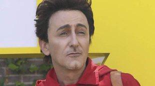 "David Fernández ('Homo Zapping'): ""Para Berlín de 'La Casa de Papel' me fijé en intensos como Bertín Osborne"""