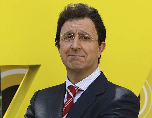 """Jordi Ríos ('Homo Zapping'): """"Abarco muchas edades; de Alfred a Herminia de 'Cuéntame'"""""""