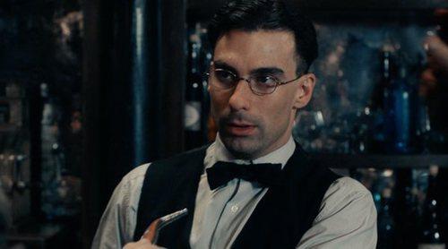 """Christian Sánchez ('El Continental'): """"Me avisaron de que con este personaje me iría bien o me destruiría"""""""