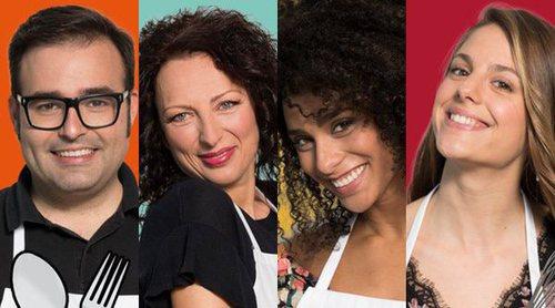¡Sí, MasterChef!: ¿Toni, Oxana, Ketty o Marta? ¿Quién debe ganar 'MasterChef 6'?