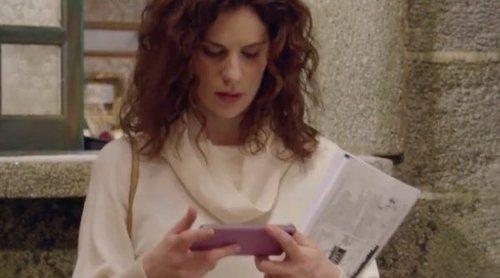 'Paquita Salas': El surrealista mensaje a Lidi por su estreno en 'Puente Viejo', en una escena inédita