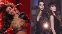 """Eleni Foureira lo da todo cantando y bailando """"Lo malo"""" junto a Aitana y Ana Guerra"""