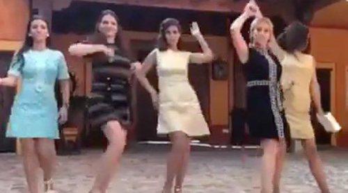 """El reparto de 'Velvet Colección' celebra el fin de rodaje de la temporada 2 a ritmo de """"Calypso"""" de Luis Fonsi"""