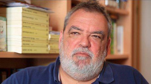 Jorge Díaz, guionista de 'Hospital Central':