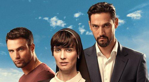 'Perdóname, Señor': Divinity promociona la emisión de la serie de Paz Vega