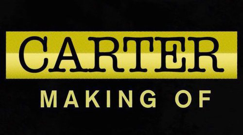 Making of de 'Carter', serie de AXN que combina el humor con el crimen policíaco