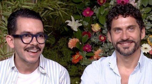 'La casa de las flores': Paco León y el director Manolo Caro cuentan cómo ha sido el rodaje de la serie