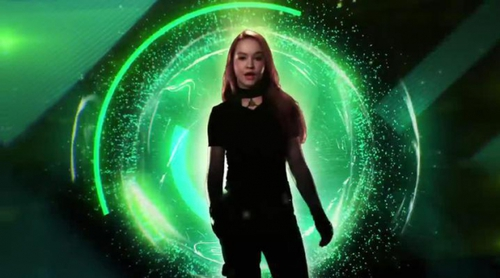 Primer teaser de la nueva película live-action de la serie animada Kim Possible