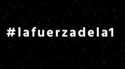 TVE presenta las apuestas de su nueva temporada al más puro estilo cinematográfico: #LaFuerzaDeLa1