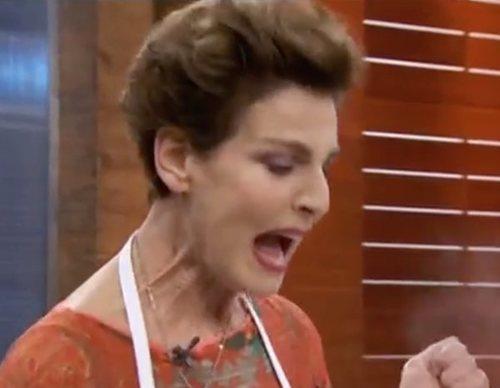 Dell'Atte, Boris y sus problemas en la cocina, en la promo de 'MasterChef Celebrity 3'