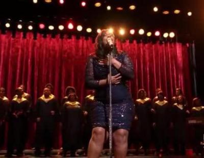 """'Glee': Mercedes canta """"Ain't No Way"""", de Aretha Franklin"""