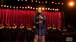"'Glee': Mercedes canta ""Ain't No Way"", de Aretha Franklin"