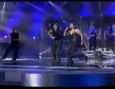 """Elena Gadel y Ainhoa Cantalapiedra cantan """"Think"""", de Aretha Franklin, en 'OT 2'"""