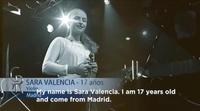 Sara Valencia representará a España en el Festival de Jóvenes Músicos 2018
