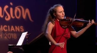 Festival de Eurovisión de Jóvenes Músicos 2018: La actuación de España con Sara Valencia