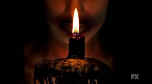 El sexto teaser de 'American Horror Story: Apocalypse' deja paso a la oscuridad