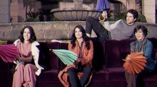 Los actores de 'La casa de las flores' versionan la cabecera de 'Friends'