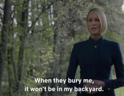 'House of Cards' confirma el destino de Frank Underwood en este nuevo teaser de su temporada final
