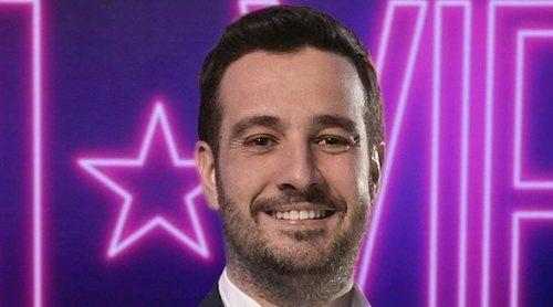 "Álvaro Díaz ('GH VIP 6'): ""Ningún concursante ha vetado la entrada de otro famoso a la casa"""