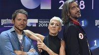 'OT 2018': Rueda de prensa completa en el nuevo plató con los fichajes de la edición