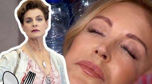 ¡Sí, MasterChef!: ¿Es Antonia Dell'Atte mosca cojonuda o cojonera? ¿Cómo vivimos el desmayo de Carmen Lomana?
