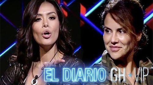 'Diario de GH VIP 6': Miriam Saavedra hace olvidar a Oriana con una entrada de escándalo
