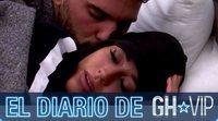 """'Diario de GH VIP 6': Suso y Aurah, primer """"edredoning"""" de la edición. ¿Pura estrategia o amor?"""