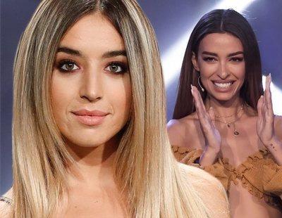 """Mimi: """"Eleni Foureira ha sido muy maja, pero también dura y estricta conmigo en el 'Training VIP' de TCMS 7'"""""""